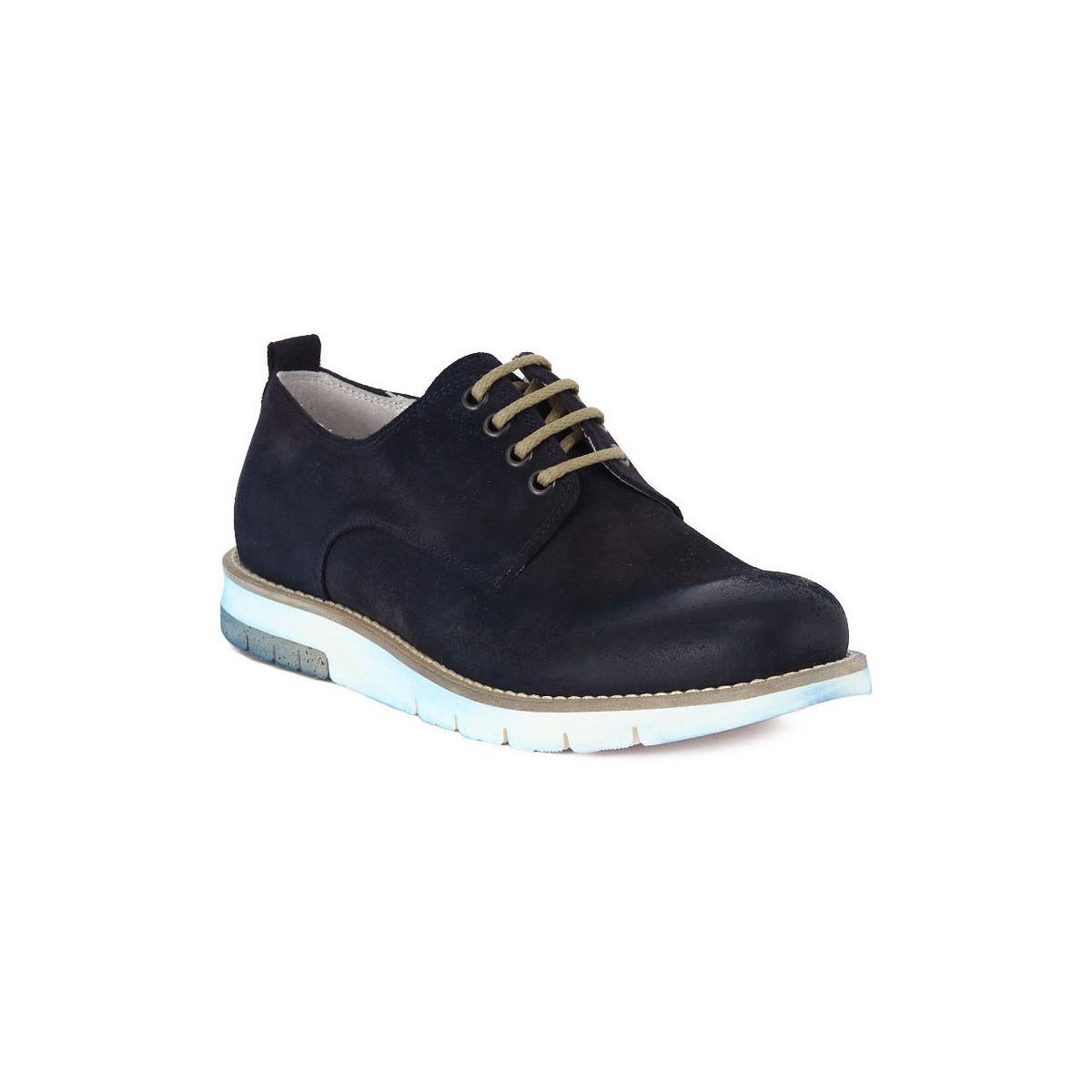 Pawelk'S Chaussures Pawelks Camoscio Exel Pawelk'S S0RL2B3s