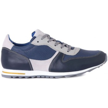 Chaussures Homme Baskets basses Lion SETA NAVY Blu