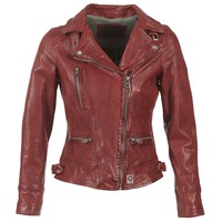 Vêtements Femme Vestes en cuir / synthétiques Oakwood 62065 Rouge