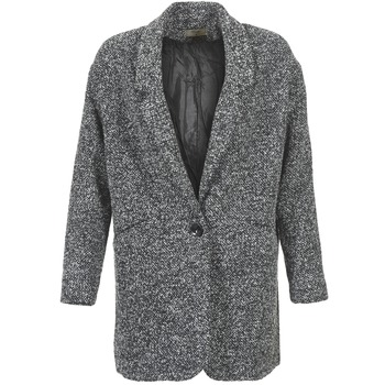 Vêtements Femme Manteaux Betty London FIDELOIE Gris