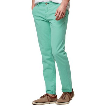 Vêtements Homme Pantalons 5 poches Mcgregor Chino vert