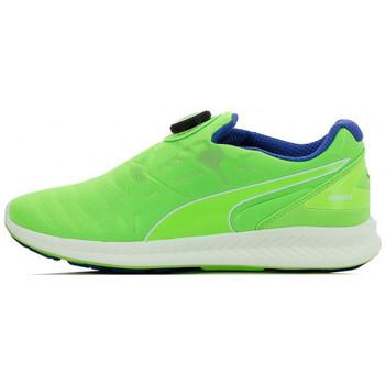 Chaussures Homme Baskets basses Puma Ignite Disc - Ref. 188616-01 Vert