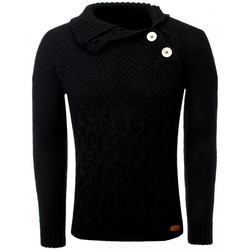 Pulls Beststyle Pull homme noir fashion