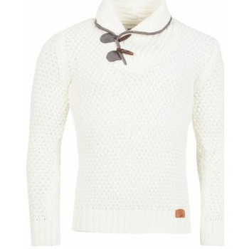 Pulls Beststyle Pull homme blanc chic