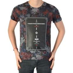 Vêtements Garçon T-shirts manches courtes Deeluxe T-shirt Deeluxe Enfant S16131 Sttle Kid Medium Grey Gris