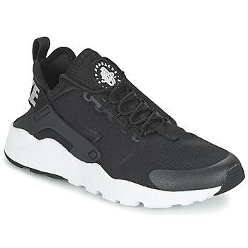 Baskets mode Nike AIR HUARACHE RUN ULTRA W Noir / Blanc 350x350