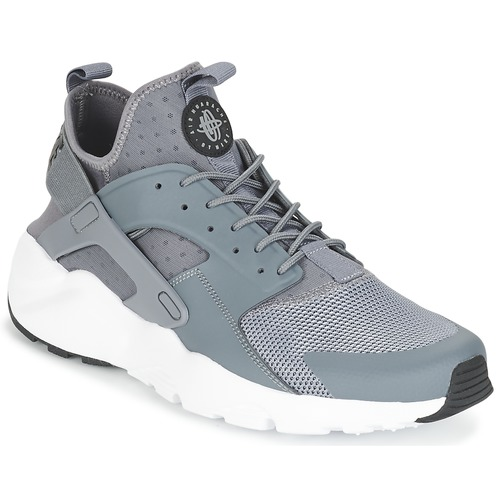 Baskets mode Nike AIR HUARACHE RUN ULTRA Gris 350x350
