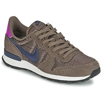 Chaussures Femme Baskets basses Nike INTERNATIONALIST PREMIUM W Marron