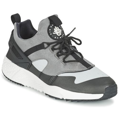 Chaussures Homme Baskets basses Nike AIR HUARACHE UTILITY Gris