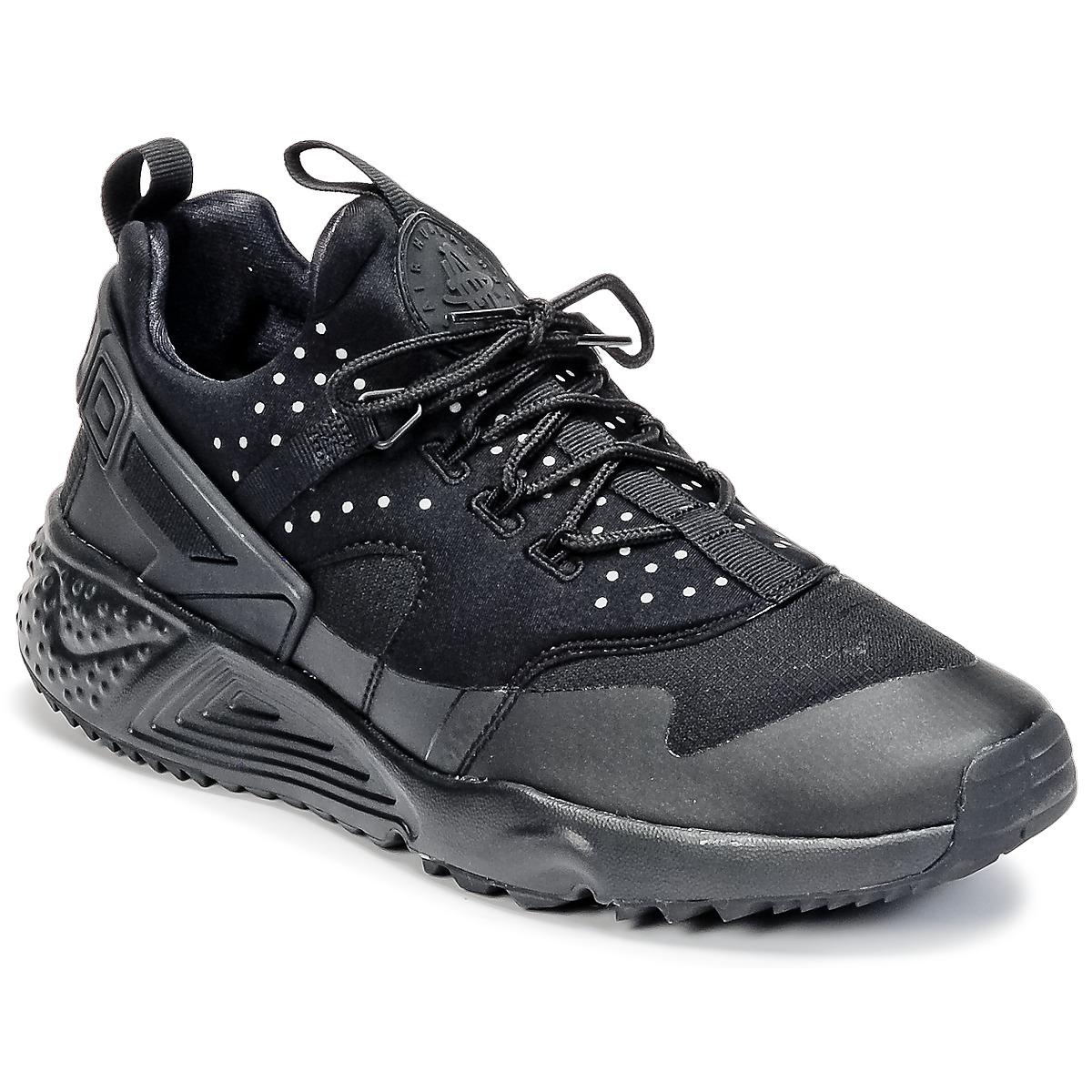 Nike AIR HUARACHE UTILITY Noir