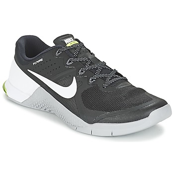 Chaussures Homme Fitness / Training Nike METCON 2 CROSSFIT Noir / Blanc