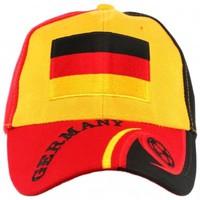 Accessoires textile Garçon Casquettes Pays Casquette Enfant Allemagne de 6 à 11 ans Jaune
