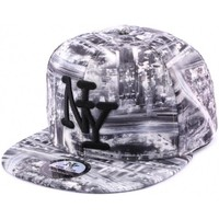 Casquettes Hip Hop Honour Casquette Enfant Grise Fashion tower de 8 à 11 ANS
