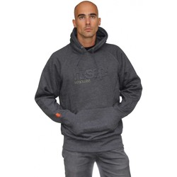 Vêtements Homme Sweats Hixsept Hoodie  Feutrine Charcoal Sweat capuche Gris