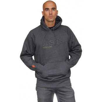 Sweats Hixsept Hoodie  Feutrine Charcoal Sweat capuche