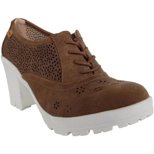 Chaussures Femme Sandales et Nu-pieds MTNG 52284 Marrón