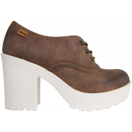 Chaussures Femme Escarpins MTNG 52177 Marrón