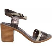Chaussures Femme Sandales et Nu-pieds MTNG 93944 Beige