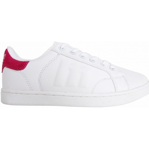 Chaussures Fille Baskets basses MTNG 69680 Blanco