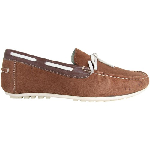 Chaussures Homme Mocassins MTNG 83515 Marrón
