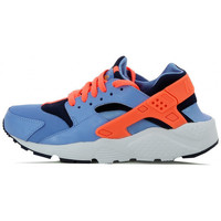 Chaussures Fille Running / trail Nike Air Huarache Run Junior - Ref. 654280-402 Bleu