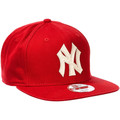 New Era Casquette  New York Yankees Vintage Rouge Homme