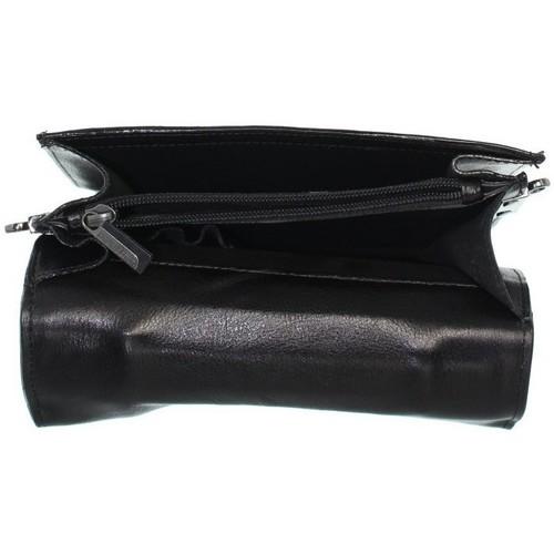 Arthur & Aston Sacoche Et En Cuir Ref_ast39311-a-noir Noir - Sacs Pochettes / Sacoches Homme 11920