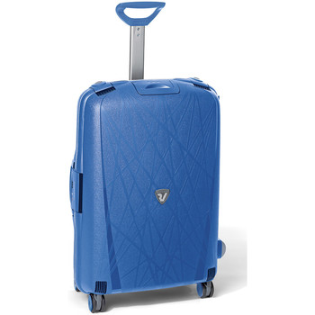Sacs Valises Rigides Roncato Valise rigide trolley moyenne Light ref_ron32631-33-bleu Bleu