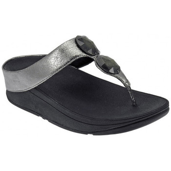 Chaussures Femme Tongs FitFlop Pierra infradito zeppa Tongs