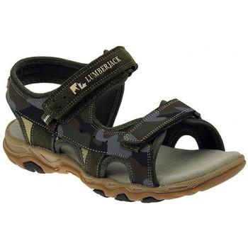 Sandales et Nu-pieds Lumberjack Levi sandalo strappo aperto Sandales