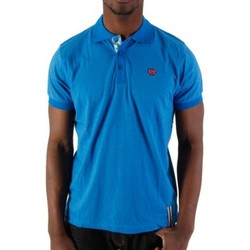 Vêtements Homme T-shirts & Polos Phat Farm Polo  Bleu Royal Bleu