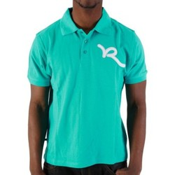 Vêtements Homme T-shirts & Polos Rocawear Polo  Logo Swagger Vert