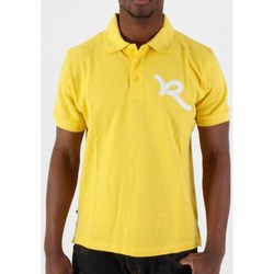 Vêtements Homme T-shirts & Polos Rocawear Polo  Logo Jaune
