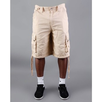 Vêtements Homme Shorts / Bermudas Phat Farm Short  War cream Beige