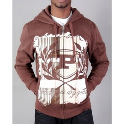 Vêtements Homme Sweats Phat Farm Hoodie  Dirt marron Chocolat
