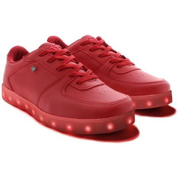 Chaussures Cash money baskets led cms37 lightlord rouge