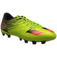 Chaussures Homme Football adidas Originals Messi 15.4 FxG Chaussures de Football Homme Vert Fluo S74698 vert