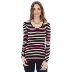 Vêtements Femme T-shirts manches longues Little Marcel T-shirt Line ML Multi 328 Multicolor