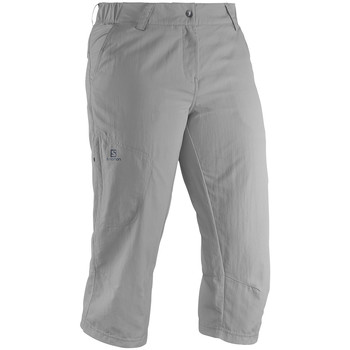 Vêtements Femme Pantacourts Salomon Elemental Capri W Gris
