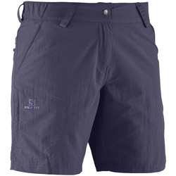 Vêtements Femme Shorts / Bermudas Salomon Elemental Short W Bleu
