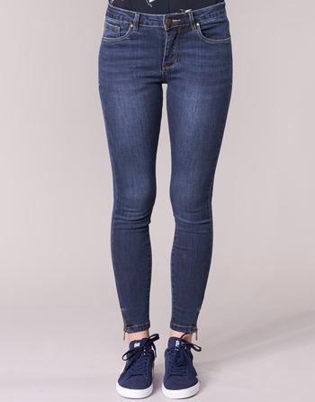 Vêtements Ifabane Jeans Yurban Femme Slim Bleu Y6f7bygv