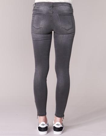 Yurban Femme Slim Jeans Vêtements Ifabane Gris j54RcAL3q