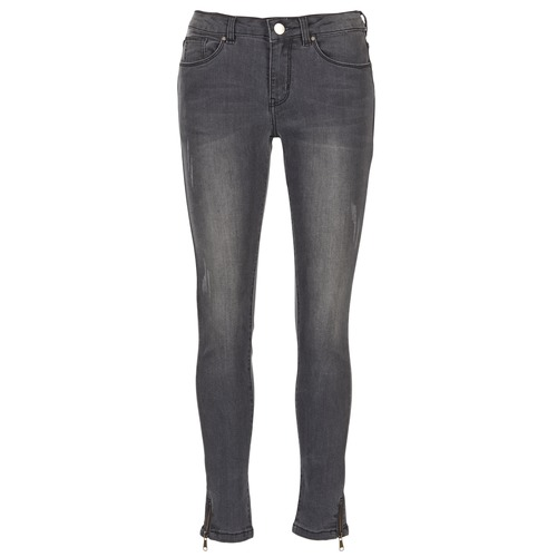 Vêtements Femme Jeans slim Moony Mood IFABANE Gris