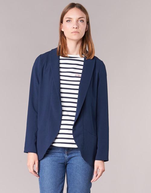 Vêtements Femme Vestes / Blazers Betty London FORANE Marine