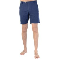 Vêtements Homme Shorts / Bermudas Mcgregor Short  Ryan Grover SF Basic Sportwear Del.3 20.4503.61-120 Navy Bleu