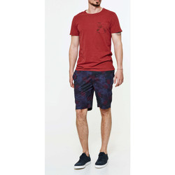 Vêtements Femme Shorts / Bermudas Edwin Short  Boardwalk Marine Homme Marine