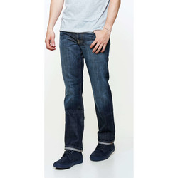 Vêtements Homme Jeans droit 7 for all Mankind Jeans  Standard Regular Stonewashed Homme Bleu