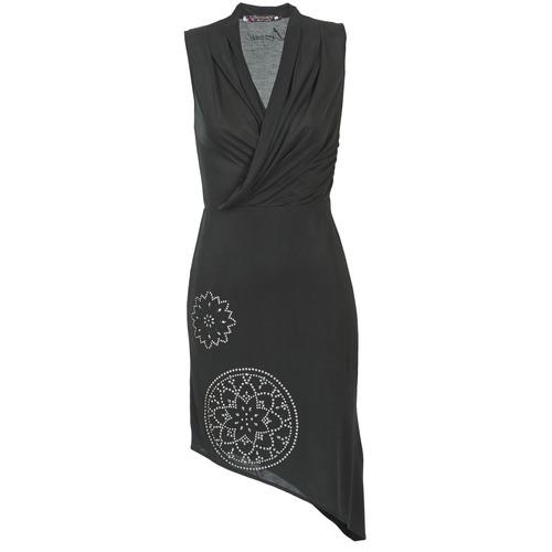 Robes Desigual RAZIANA Noir 350x350
