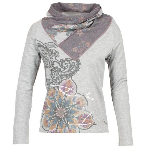 Vêtements Femme Sweats Desigual CASMIBA Gris