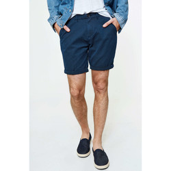 Vêtements Homme Shorts / Bermudas Scotch & Soda Short Scotch&soda Marine Homme Marine